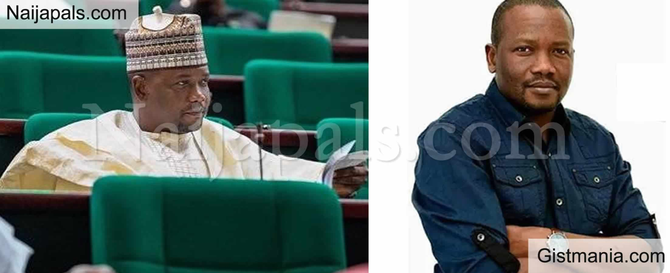 <img alt='.' class='lazyload' data-src='https://img.gistmania.com/emot/news.gif' /> <b>Court Sentence Gombe Lawmaker, Victor Mela to Jail For Lying Under Oath</b>