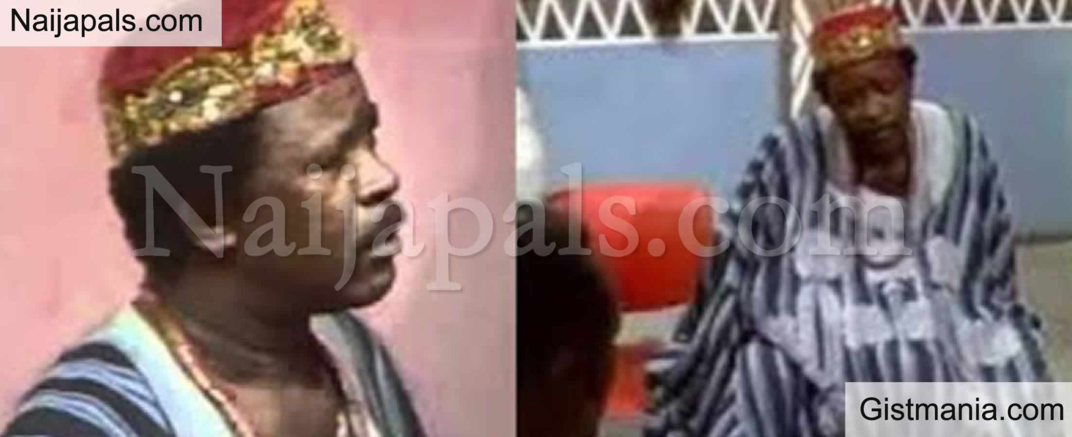 <img alt='.' class='lazyload' data-src='https://img.gistmania.com/emot/cry.gif' /> RIP! <b>Veteran Actor Jimmy Johnson 'Village Headmaster' Okoro Dies After Brief Illness</b>