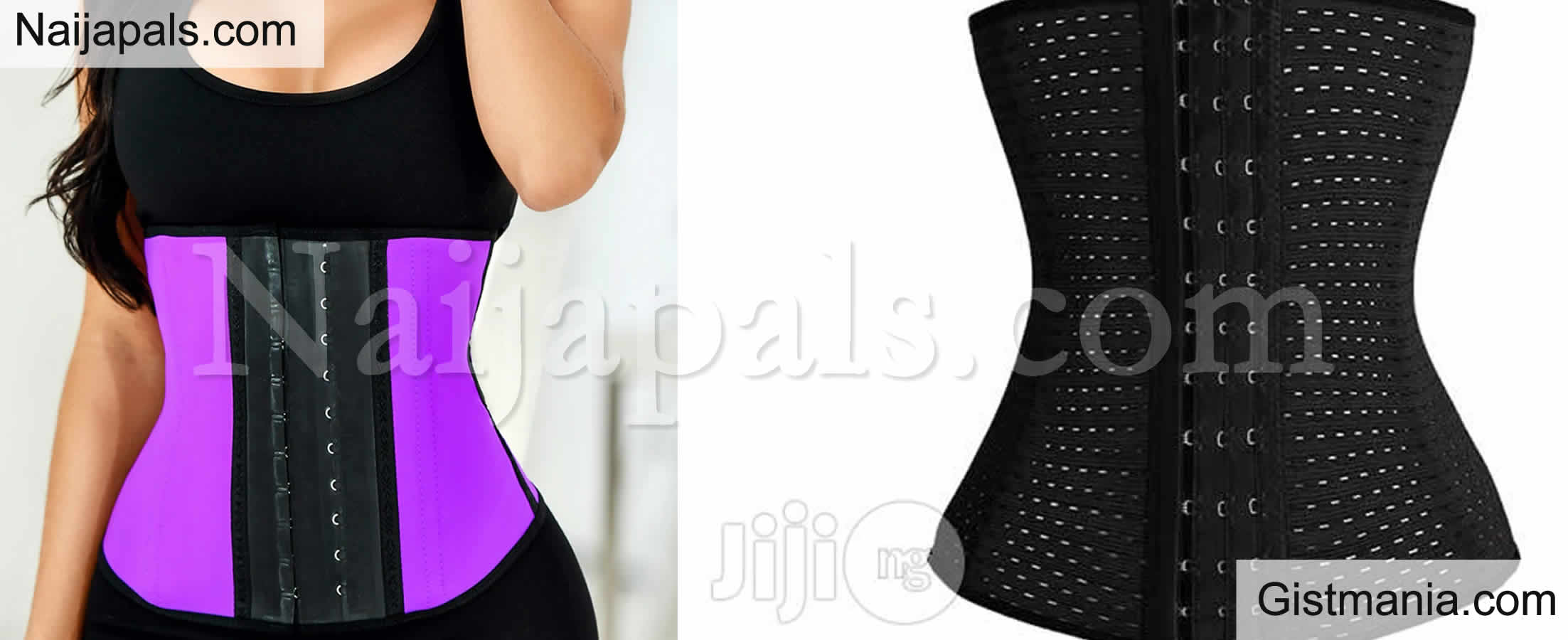 <img alt='.' class='lazyload' data-src='https://img.gistmania.com/emot/news.gif' /> ALERT: <b>Expert Warns Against Usage Of Waist Trainers, Says It Causes Fracture Ribs</b>