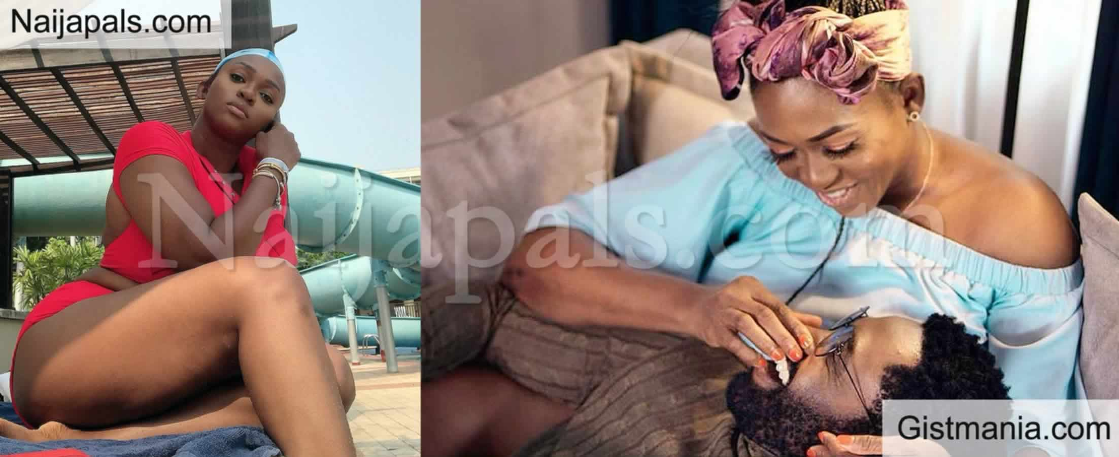 <img alt='.' class='lazyload' data-src='https://img.gistmania.com/emot/photo.png' /> Singer, <b>Waje Set To Marry Soon As She Shows Off Her Man's Face</b>