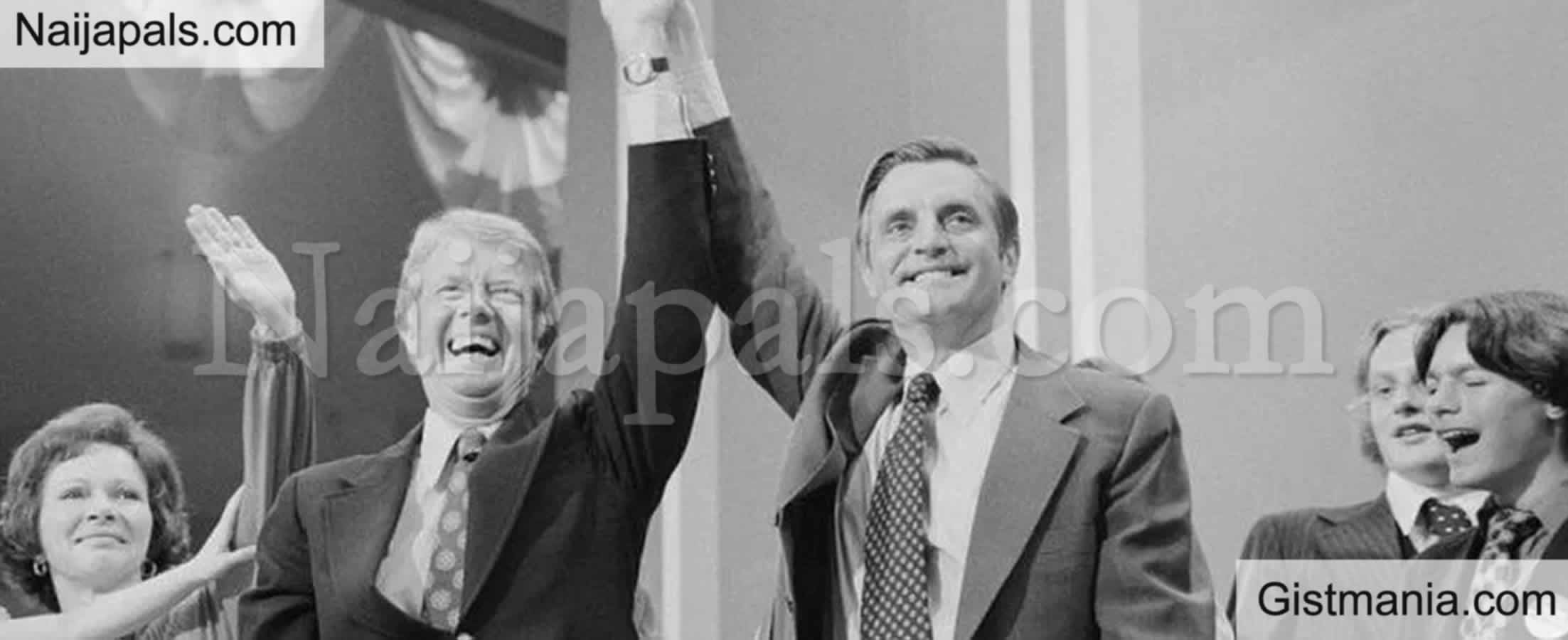 <img alt='.' class='lazyload' data-src='https://img.gistmania.com/emot/news.gif' /> JUST IN: <b>Ex US Vice President, Walter Mondale Reportedly Dies At Age 93</b>