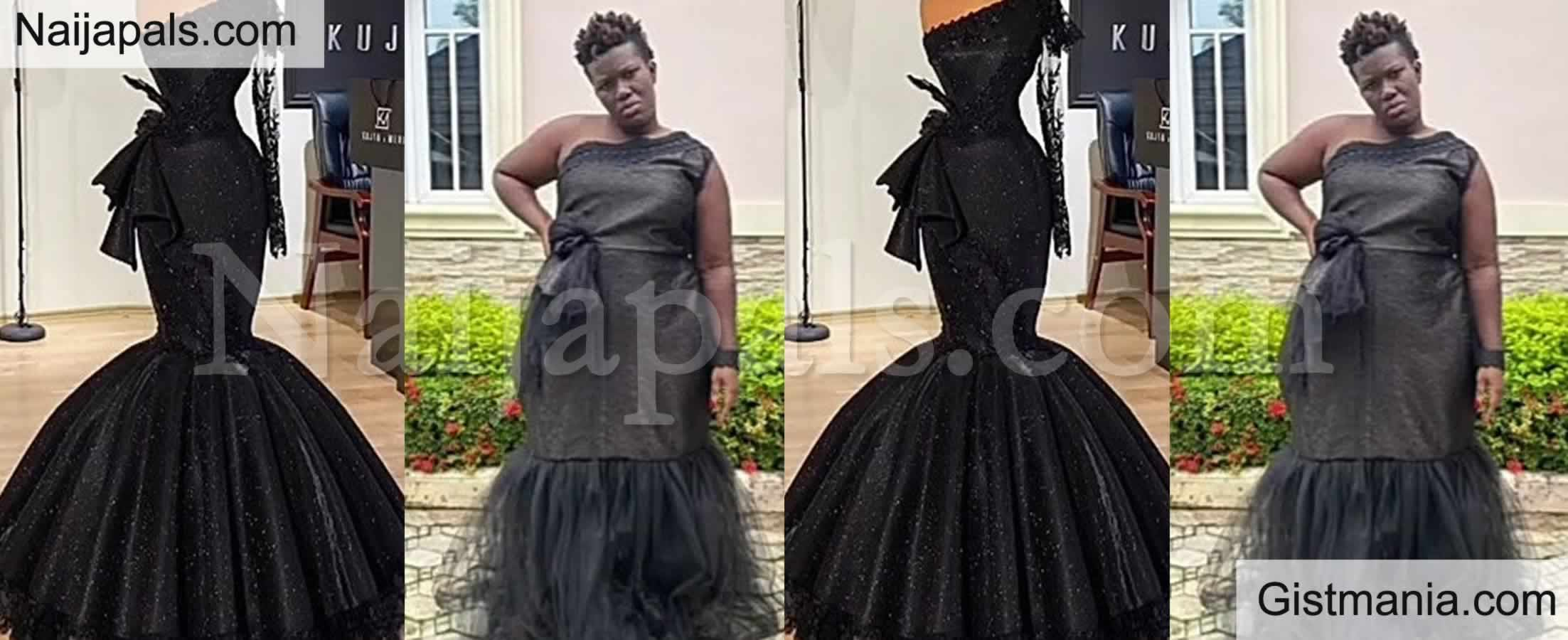 <img alt='.' class='lazyload' data-src='https://img.gistmania.com/emot/laugh.gif' /> What I Ordered Vs What I Got - <b>Comedienne, Warri Girl Shares Her Disappointing Dress</b> (Photos)