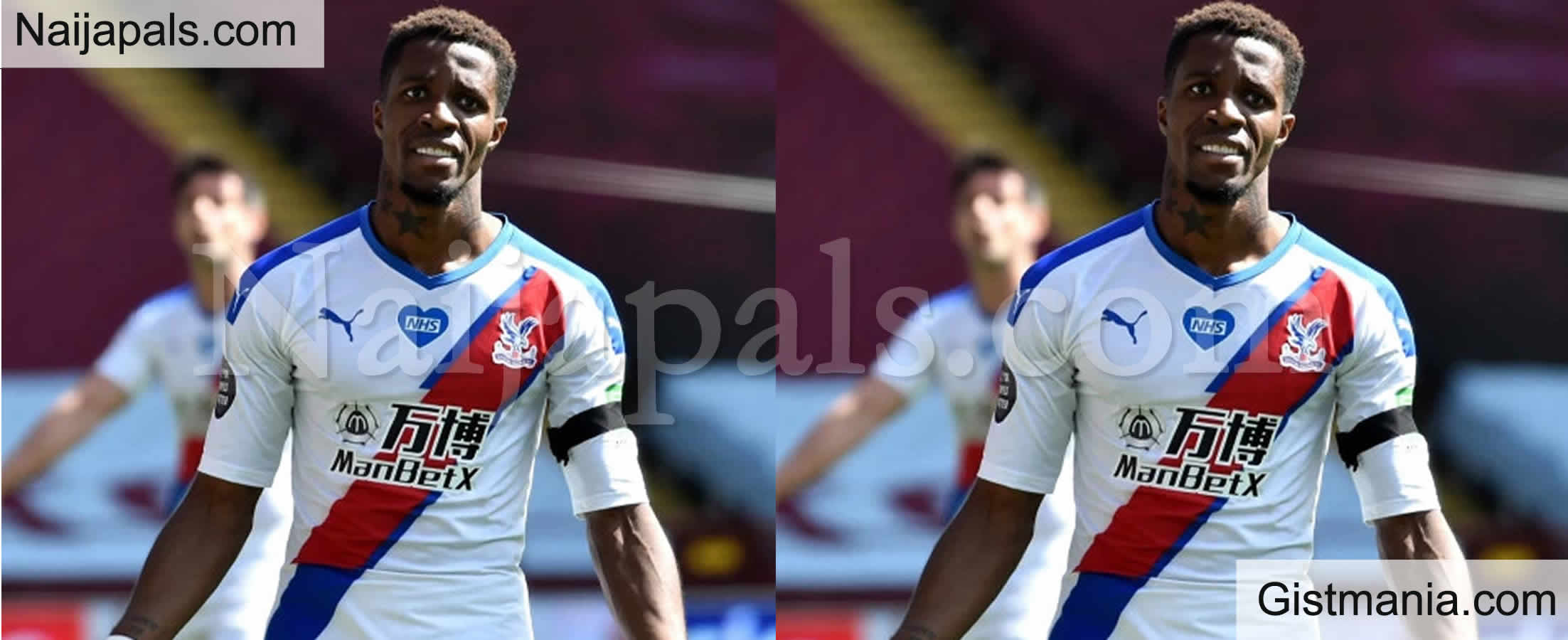 <img alt='.' class='lazyload' data-src='https://img.gistmania.com/emot/comment.gif' /> <b>Footballer, Wilfried Zaha Reacts To 12Yrs Old Boy Arrested For Racially Abusing Him</b>