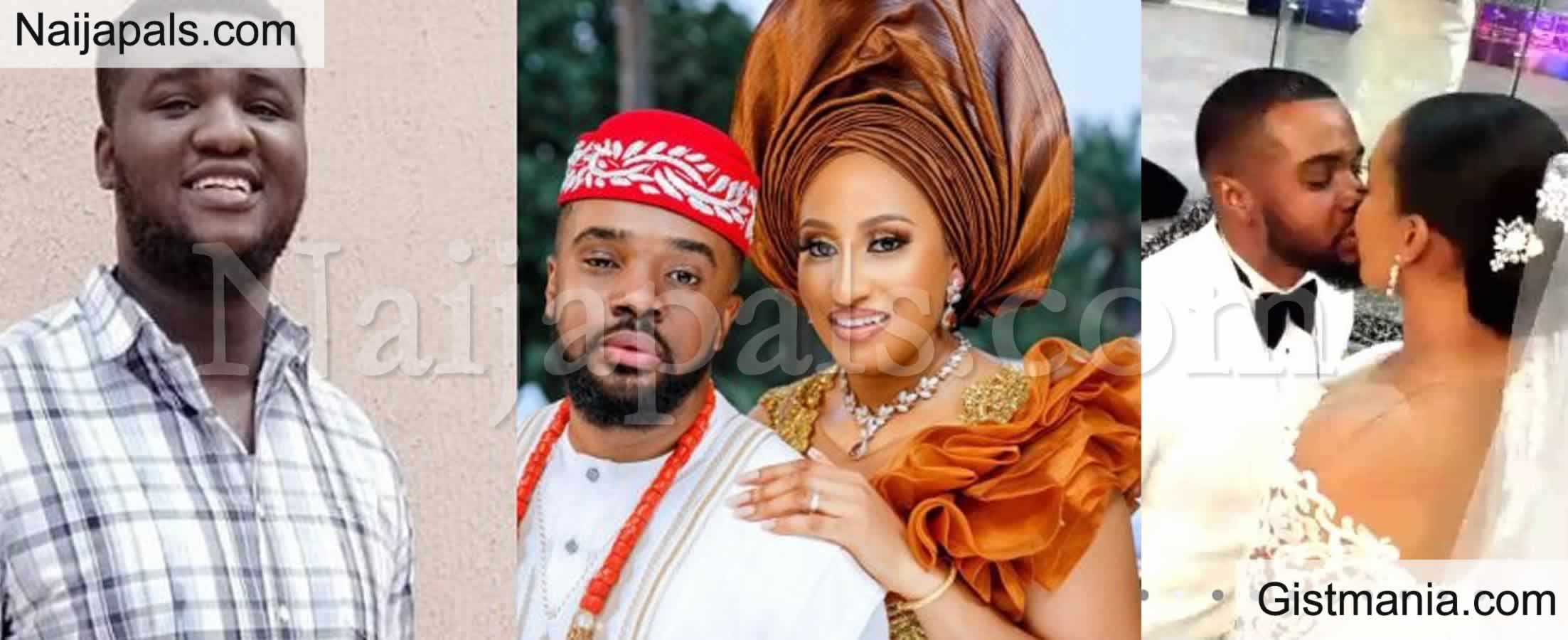 <img alt='.' class='lazyload' data-src='https://img.gistmania.com/emot/comment.gif' /> His Wife Will Soon Come Out Crying - <b>Man Accuses Actor, Williams Uchemba Of Being Gay</b>