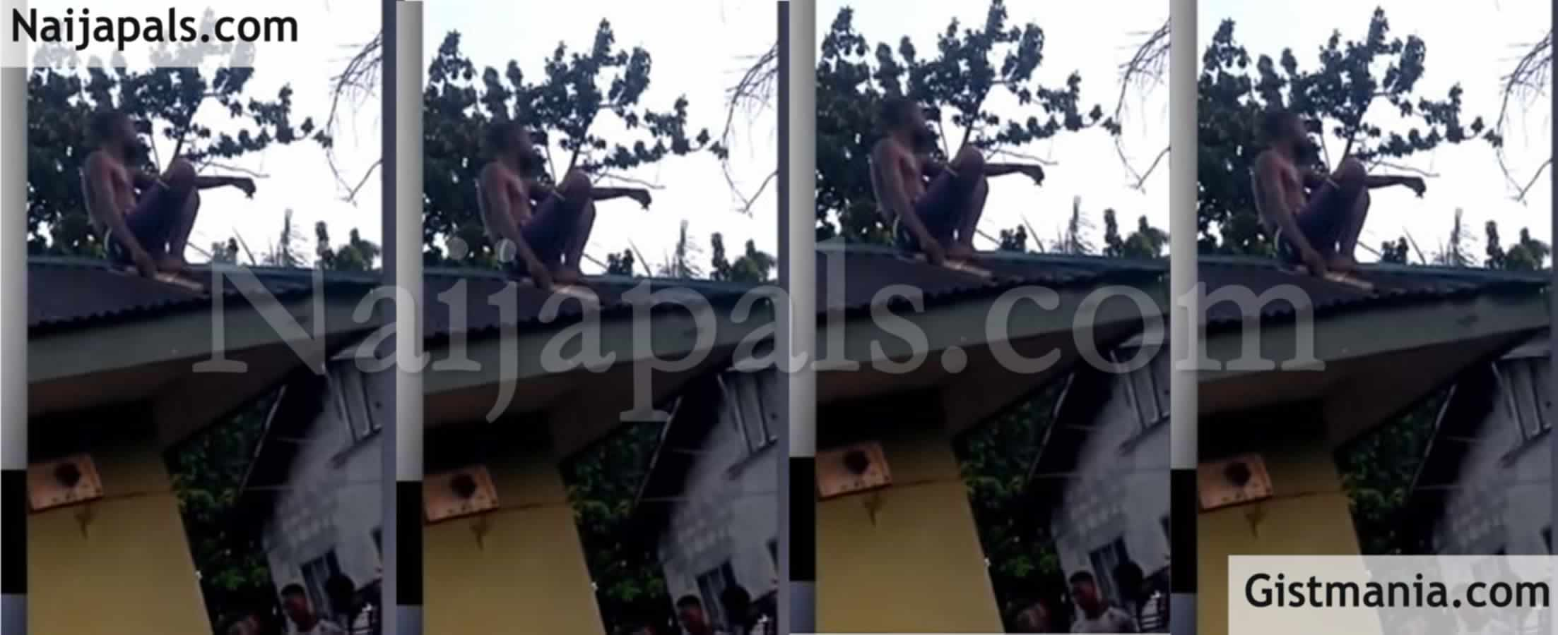 <img alt='.' class='lazyload' data-src='https://img.gistmania.com/emot/video.gif' /> <b>Wizard Allegedly Returning From Coven Crash Lands On Roof Top In Delta</b> (Video)