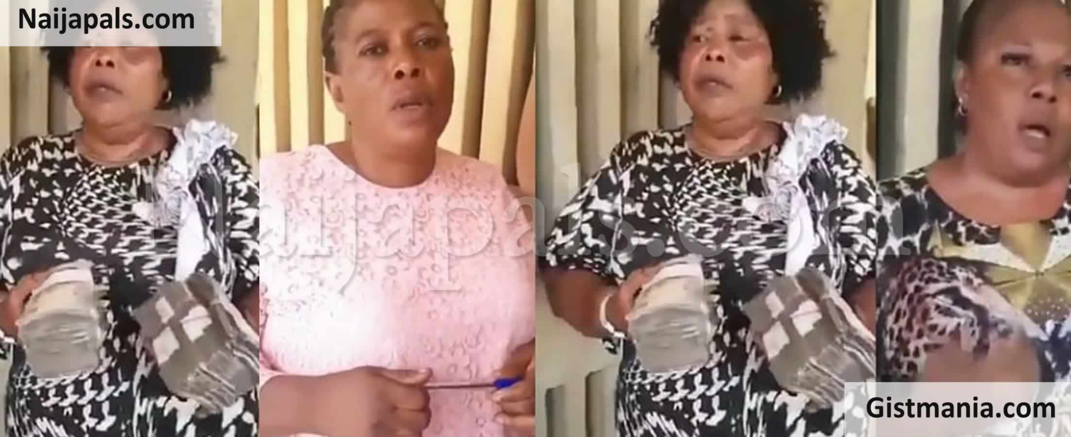 <img alt='.' class='lazyload' data-src='https://img.gistmania.com/emot/video.gif' /> <b>Five Women Caught With Cash While Attempting To Buy A Newborn Baby In Port Harcourt</b> (Video)
