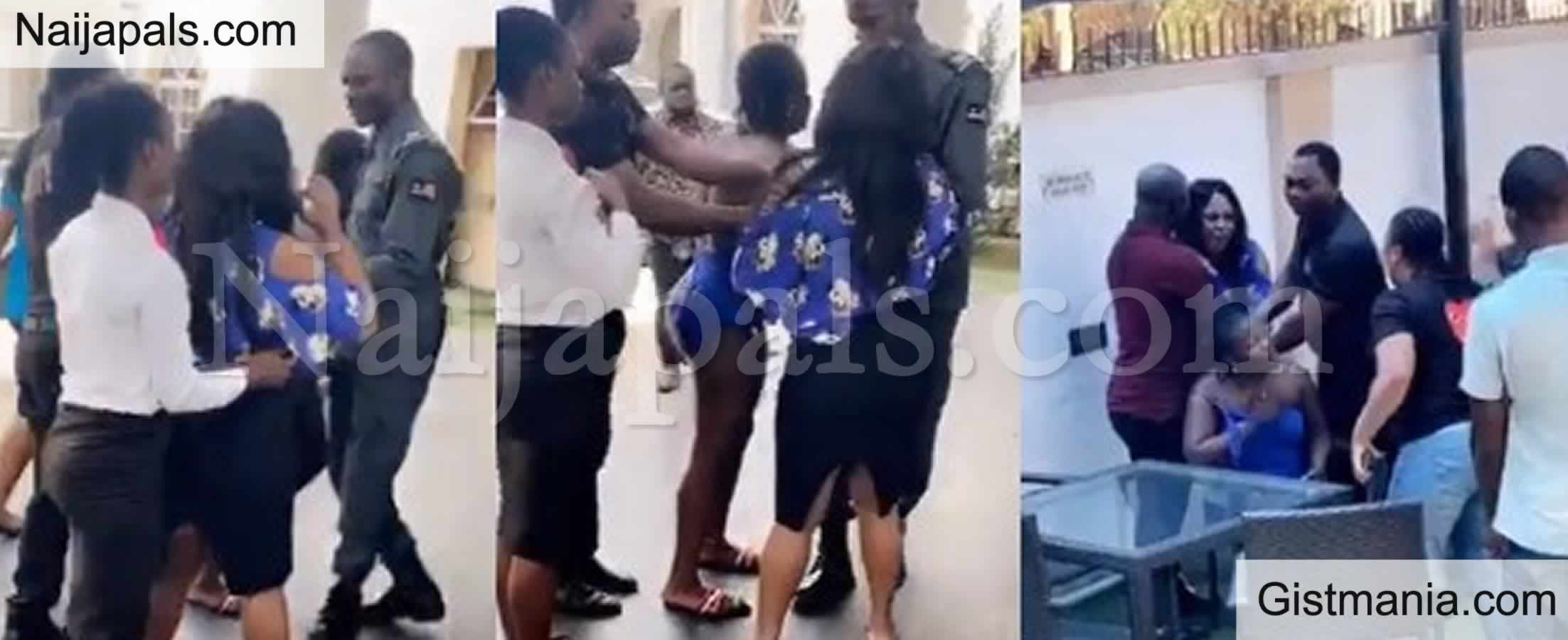 <img alt='.' class='lazyload' data-src='https://img.gistmania.com/emot/video.gif' /> <b>Moment Wife Busted a Self Acclaimed Proud Husband Snatcher For Stealing Her Husband</b> (VID)