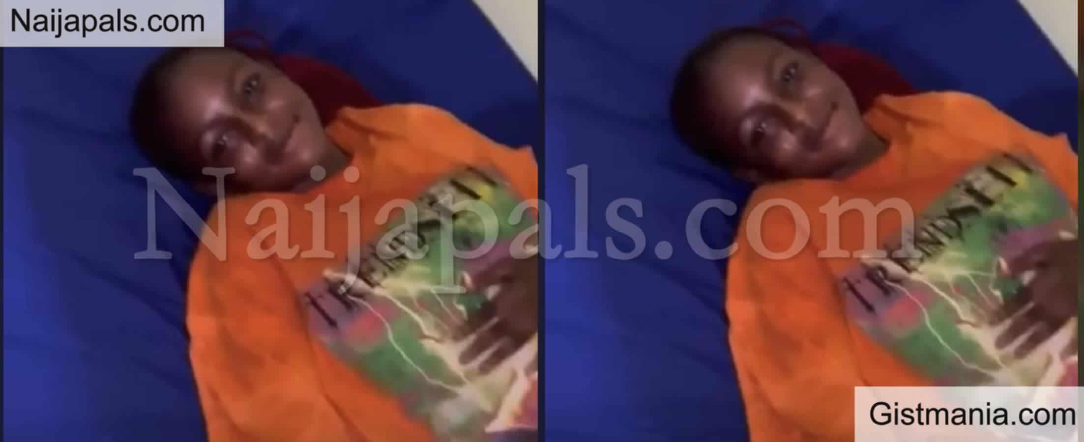 <img alt='.' class='lazyload' data-src='https://img.gistmania.com/emot/cry.gif' /> Sad! <b>YABATECH Student, Tosin Osatuyi Dies During Fight After Final Exam</b>