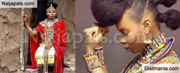 <img alt='.' class='lazyload' data-src='https://img.gistmania.com/emot/laugh.gif' /><b>Nigerian Songstress,Yemi Alade Tackles Fans Begging Her For Money</b>