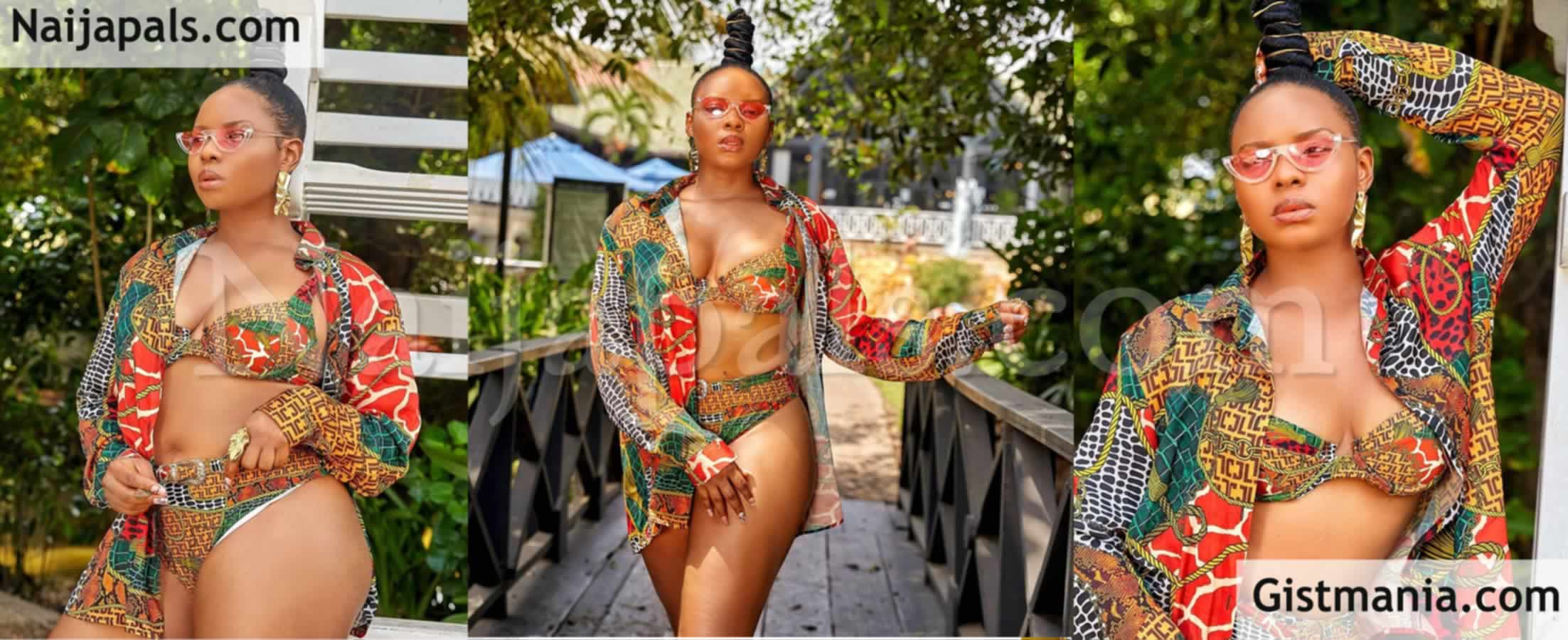 """<img alt='.' class='lazyload' data-src='https://img.gistmania.com/emot/comment.gif' /> <b>""""I Have Been Losing Friends And Finding Peace""""</b> – Singer, Yemi Alade"""