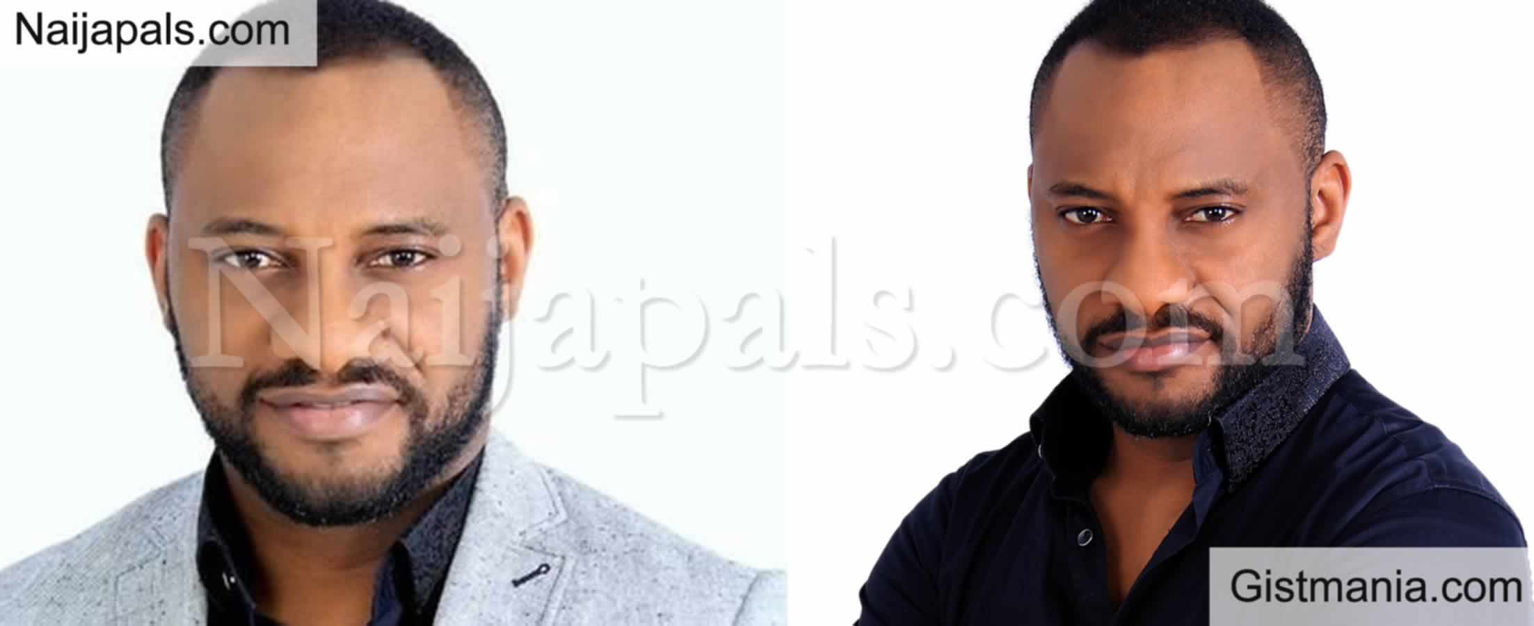 """<img alt='.' class='lazyload' data-src='https://img.gistmania.com/emot/comment.gif' /><b> """"My Own Fans Na Today Beg Me Money Day And Night"""" </b>Actor Yul Edochie Reacts"""