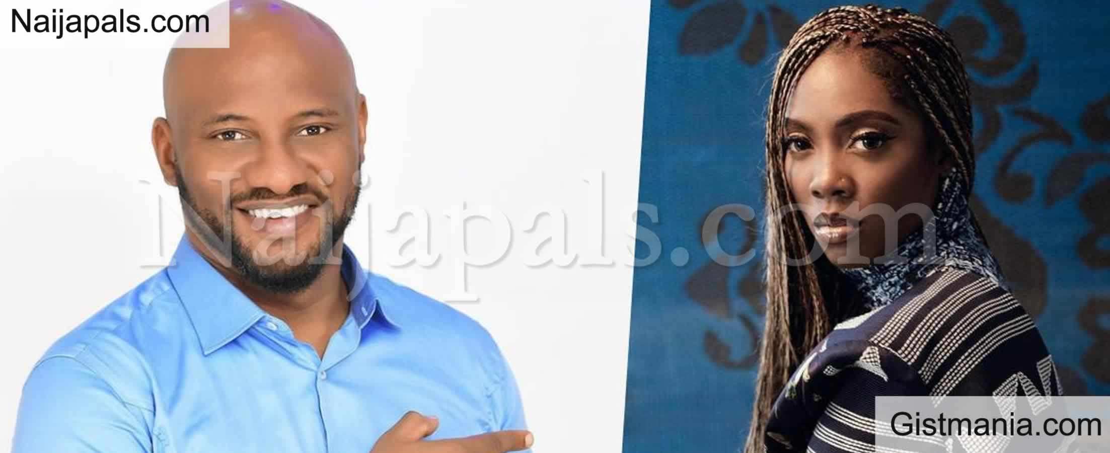 <img alt='.' class='lazyload' data-src='https://img.gistmania.com/emot/comment.gif' /> <b>Actor, Yul Edochie Applauds Tiwa Savage Over Her Braveness Amid Trials Of Her S3x Tape</b>