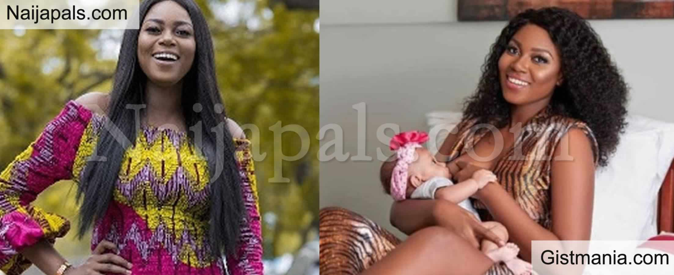 "<img alt='.' class='lazyload' data-src='https://img.gistmania.com/emot/comment.gif' /> <b>Again! Marriage Is Not an Achievement</b>"" - Yvonne Nelson Slams Fan Who Advised Her To Get Married"