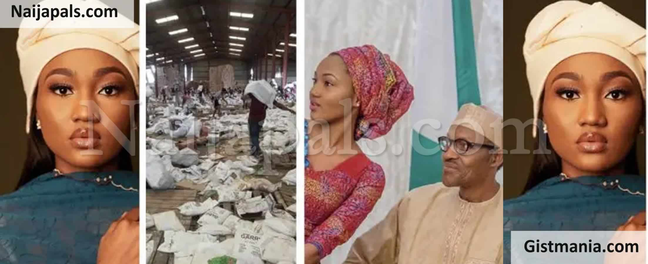 "<img alt='.' class='lazyload' data-src='https://img.gistmania.com/emot/news.gif' /> COVID-19 PALLIATIVES! <b>""My Father Is Not Nigeria's Problem""</b> - Buhari's Daughter, Zahara Indimi"