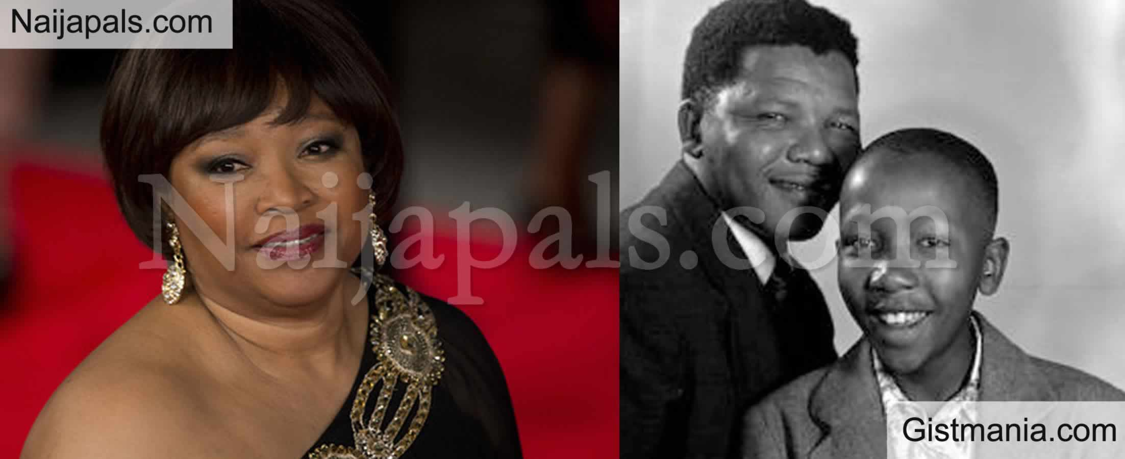<img alt='.' class='lazyload' data-src='https://img.gistmania.com/emot/comment.gif' /> HISTORY: <b>Nelson Mandela's Daughter, Zindzi Died on Exact Date Her Brother Died Years Ago</b>
