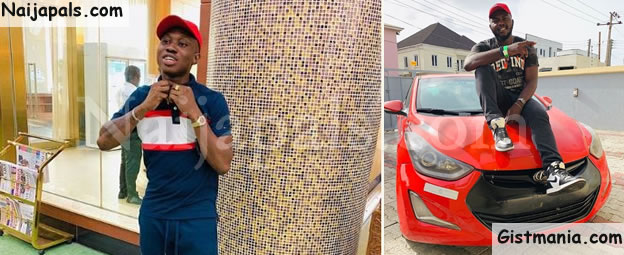 Indigenous Rapper, Zlatan Ibile Gifts Manager, Jiggy A Car