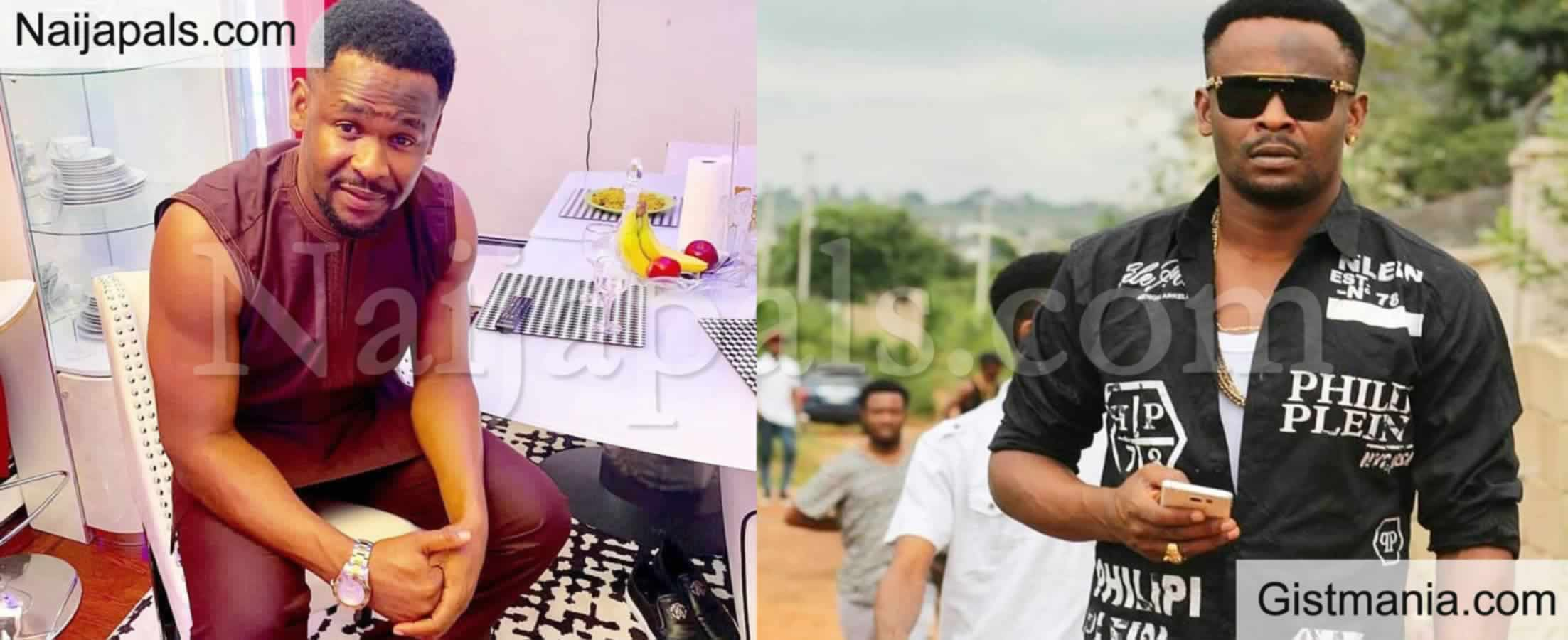 <img alt='.' class='lazyload' data-src='https://img.gistmania.com/emot/comment.gif' /> <b>Zubby Micheal Warns His Fans, Reveals What Happens To People Who Spend Illegal Money</b> (VIDEO)